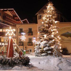Ferienhotel's Alber Tauernhof Mallnitz Oostenrijk