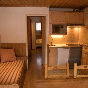 Résidence Aiguille Lodge Les Deux Alpes Frankrijk