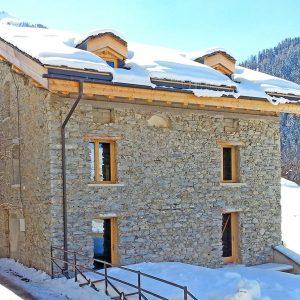 Chalet Esprit du Paradis Wintersport Vallandry - Kleinschalig dorp met groot skigebiedHet kleinschalige