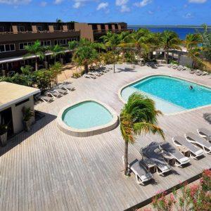 8 daagse vliegvakantie naar Eden Beach Resort in kralendijk