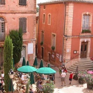 fietsvakantie langs chambres d'hôtes en Provençaalse landhuizen